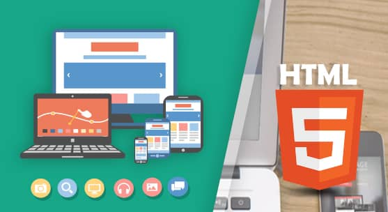 The development of mobile applications on HTML